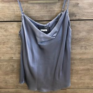 Reformation silk tank top